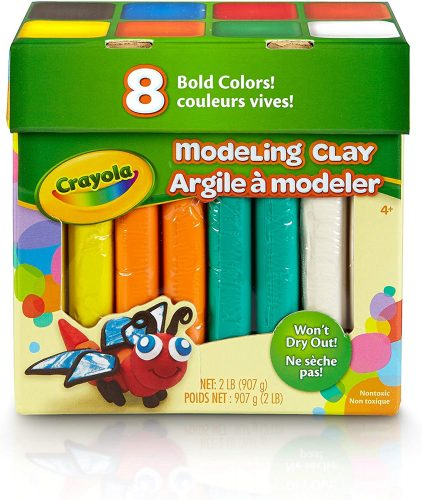 Crayola 8ct Modeling Clay