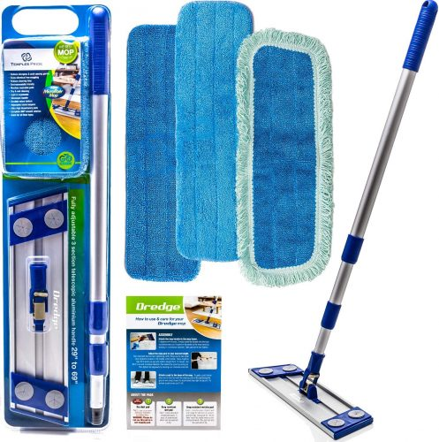 Professional Microfiber Mop by Temples Pride