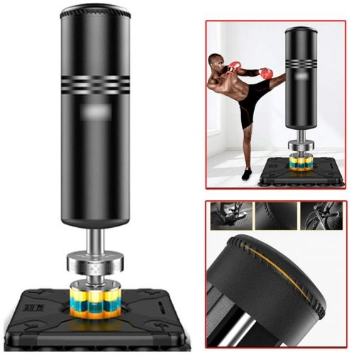 Heavy Bags Boxing Punching Bag Vertical Household Adult Sanda Boxing Bag Tumbler