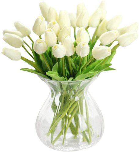 XHSP Real-touch Artificial Tulip Flowers