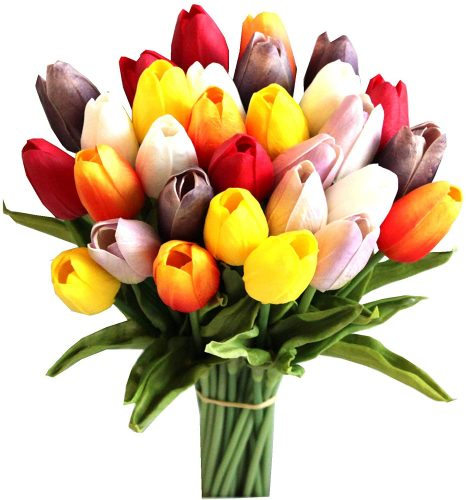 Mandy's Artificial Tulips Flowers