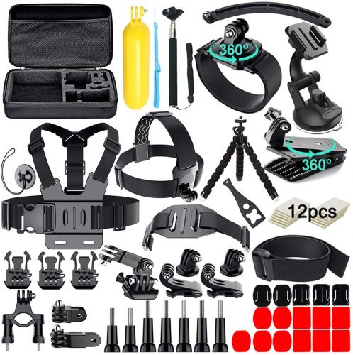 61 in 1 Action Camera Accessories Kit for GoPro