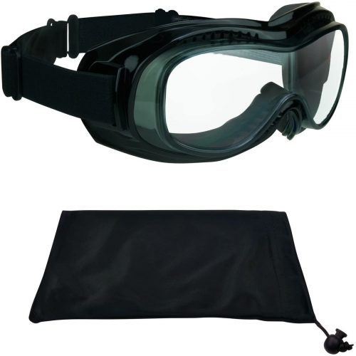 Fit over Glasses Goggles with Polarized Anti Glare for riders