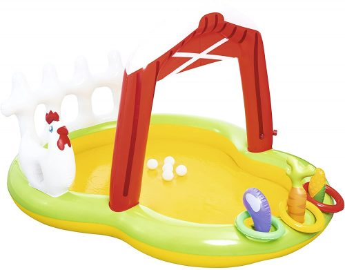 Bestway H2OGO! Farm-Themed Inflatable Play Center