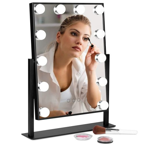 Best Choice Products Hollywood Makeup Vanity Mirror