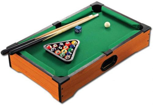 Aiyawear Multi-Game Portable Pool Table