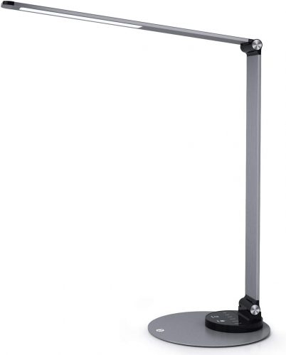 TaoTronics Aluminum Alloy Dimmable LED Desk Lamp