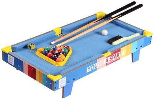 KIMIBen-toy Portable Pool Table