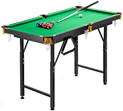 RUAMOZ Folding Billiard Table