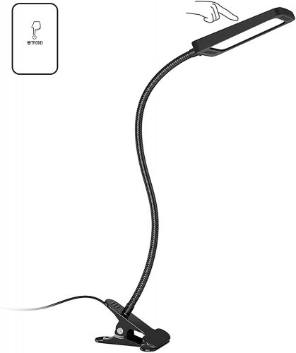 TROND LED Clamp Desk Lamp Task Light