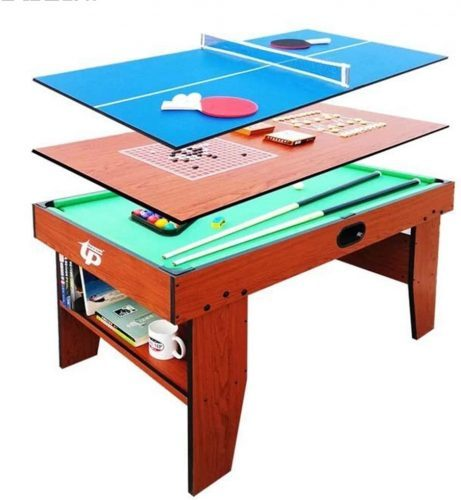 YGO Pool Table Folding Billiards Table