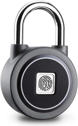 Safedome Fingerprint Padlock