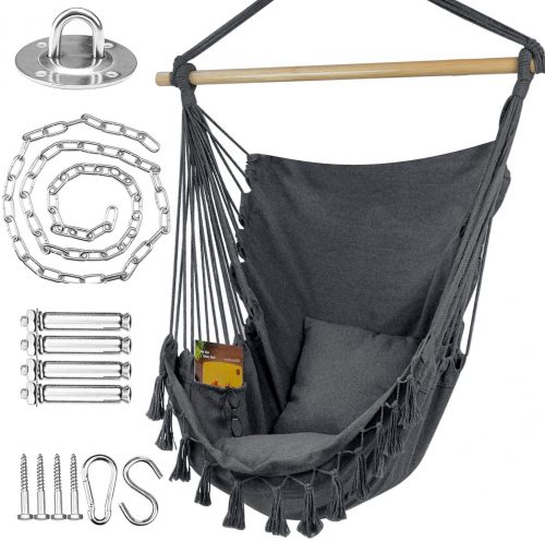 WBHome Hammock Chair Swing