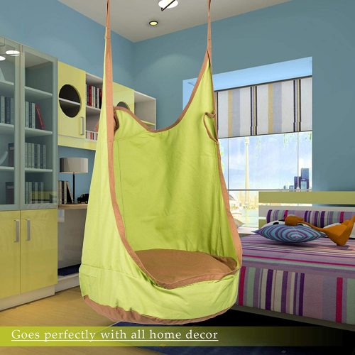 CO-Z Kids Pod Swing Seat Child Hanging Hammock Chair