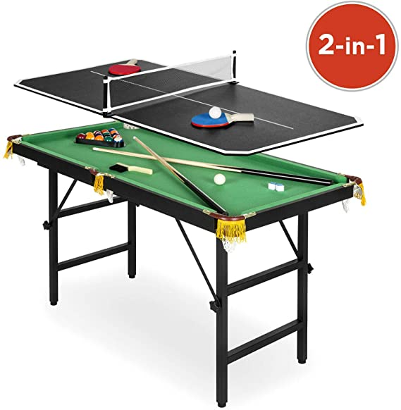 Mahathepneramit Folding Pool Table