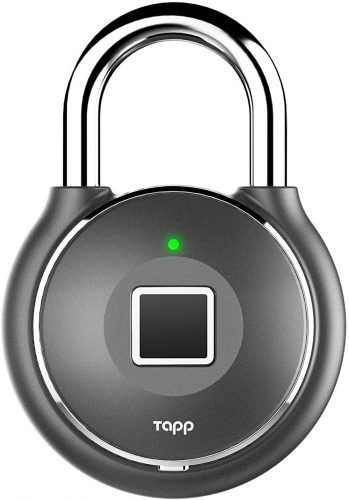 Tapplock One+ Biometric Padlock