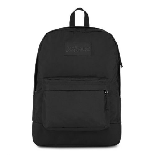 JanSport Mono Superbreak Laptop Backpack