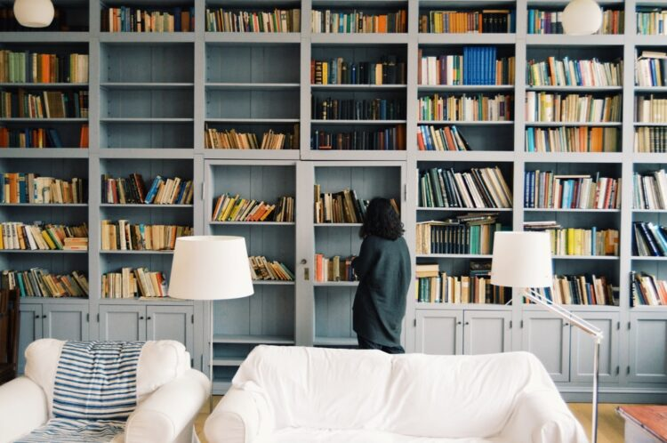 What Is The Difference Between A Bookcase And A Bookshelf?