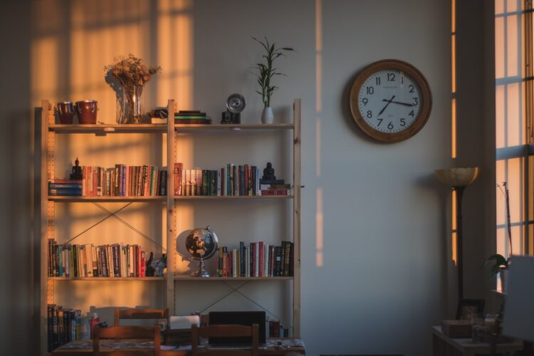 Why bookshelf is important ?