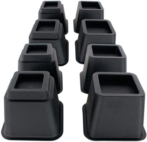 Vive Heavy Duty Bed Risers