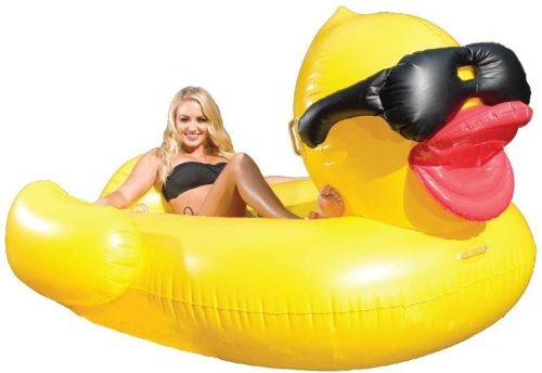 GAME 5000-BB Pool Rafts & Inflatable Ride-on, Giant, Yellow