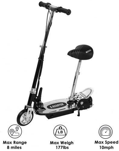 Landscape Electric Scooter