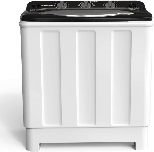 Compact Twin Tub Portable Mini Washing Machine