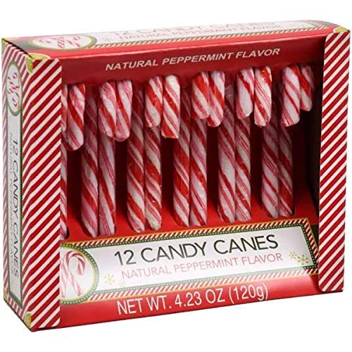 Greenbrier Box Candy Canes