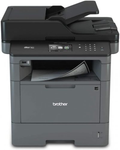 Brother Monochrome Laser Multifunction All-in-One Printer, MFC-L5700DW