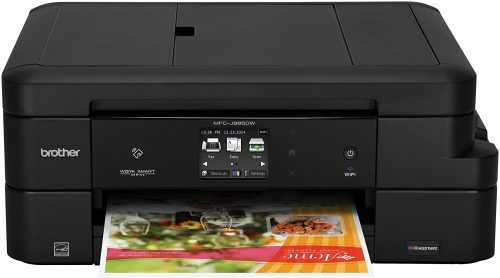 Brother: MFC-J985DW Inkjet Printer