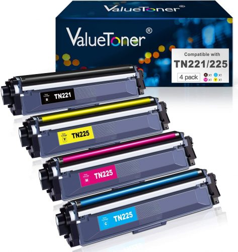 Valuetoner Compatible Toner Cartridge Replacement