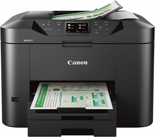 Canon: MB2720 All-in-one Laser Printer