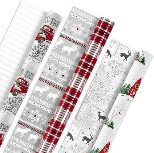 Hallmark Holiday Wrappers