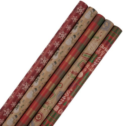JAM Wrapping Paper Rolls