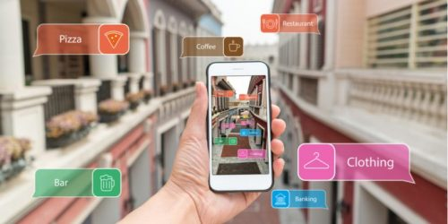 shopping - Ways to Use Augmented Reality