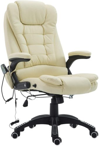 HOMCOM Executive Massage Office Chair