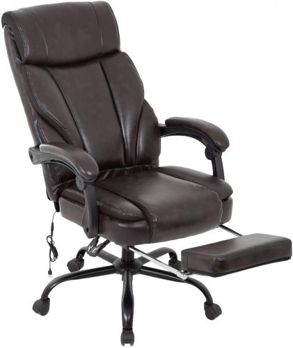 Ergonomic Massage Chair Desk