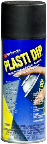 Performix Plasti Dip Black Multi-Purpose Rubber Coating Aerosol