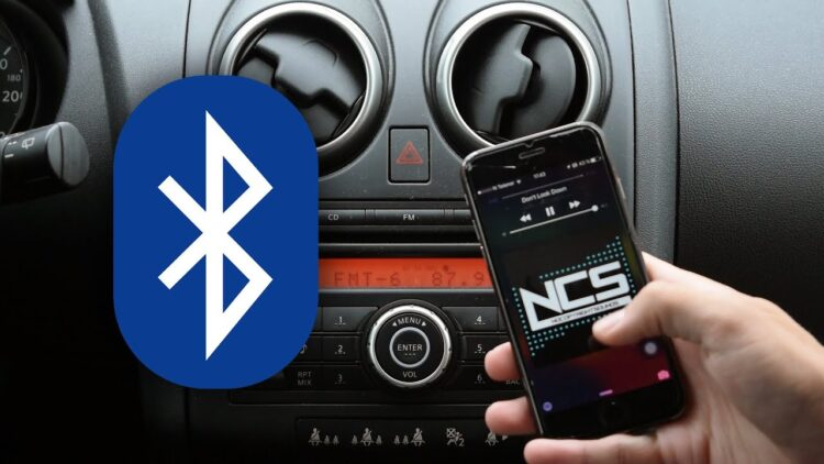 Where should I put Bluetooth speakers in my car
