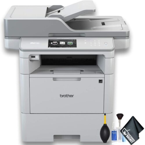 Brother MFCL6900DW Business Laser All-in-One Printer for Mid-Size Workgroups