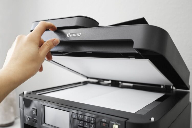 How can I improve the print quality of my laser printer?